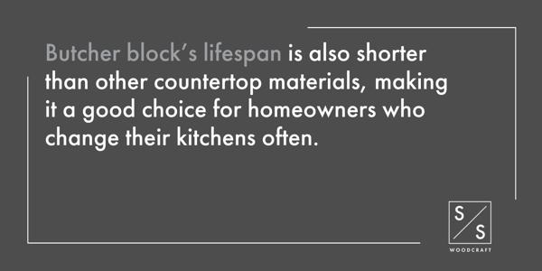 Butcher Block Countertops - 1