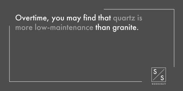 Granite VS. Quartz - 2