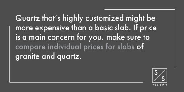 Granite VS. Quartz - 3