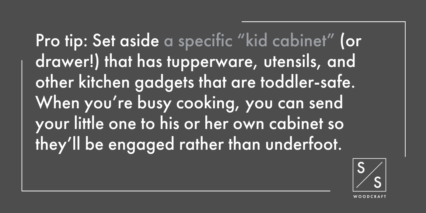 How to Create a Kid-Friendly Kitchen - 5