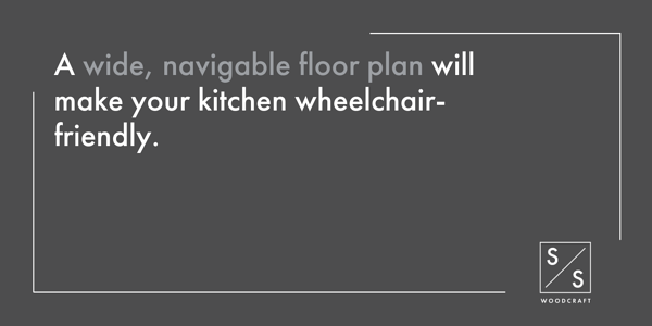 How to Create an Accessible Kitchen - 2