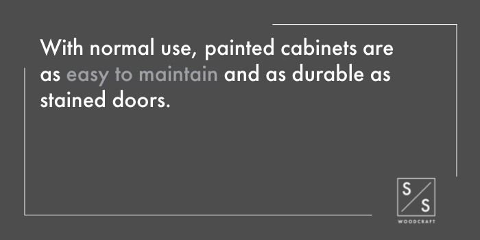 Painted vs Stained Which Cabinets are Best for Your Space - 4
