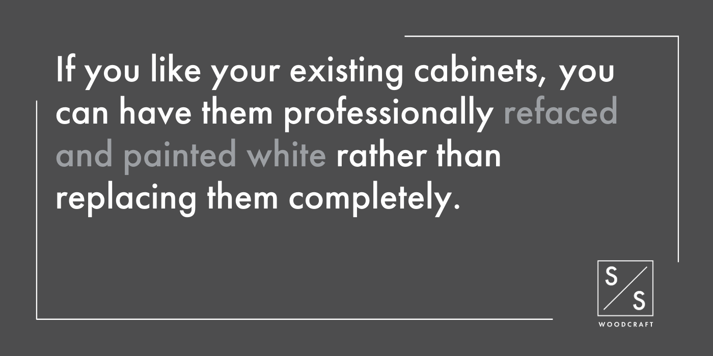 Pros and Cons of White Kitchen Cabinets - 2