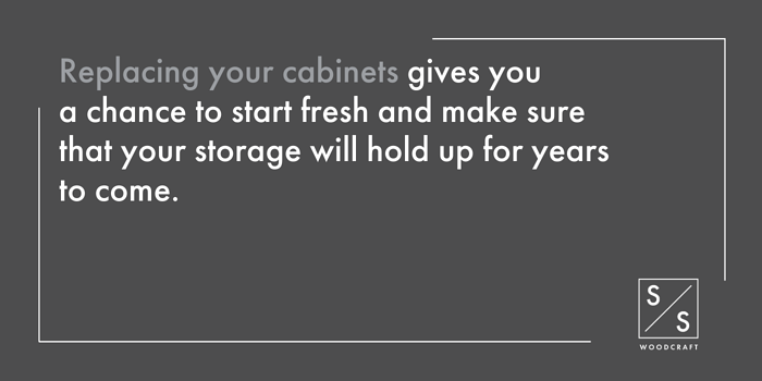 Refacing vs. Replacing Your Cabinets - 3