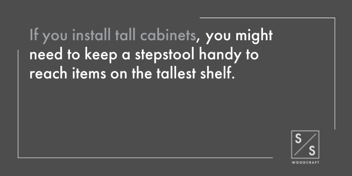 The 4 Most Important Considerations For Your Cabinet Layout - 2