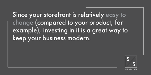 The Benefits of Updating Your Storefront Space - 2