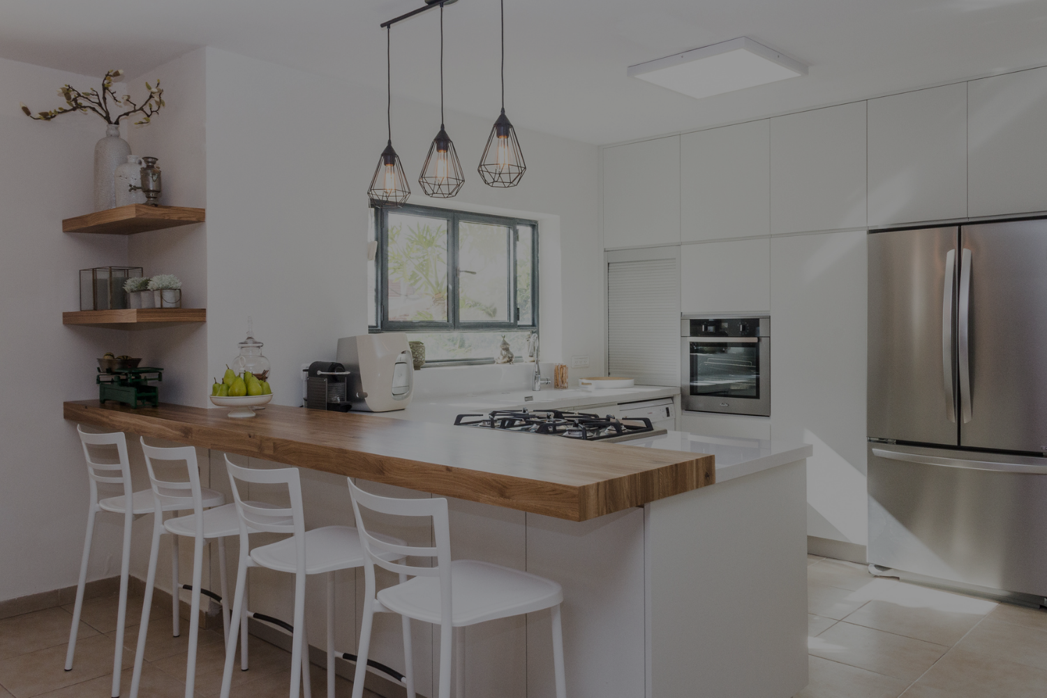10 Ways to Make a Small Kitchen Feel Larger