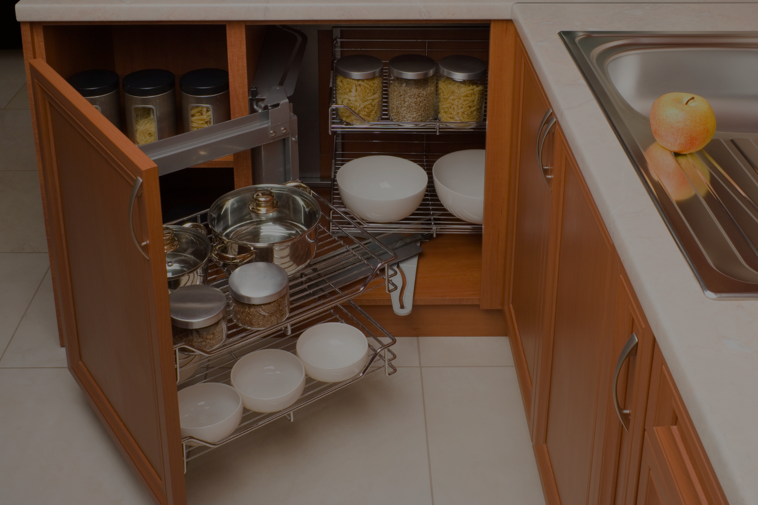 Compliment Your Cabinets - Banner