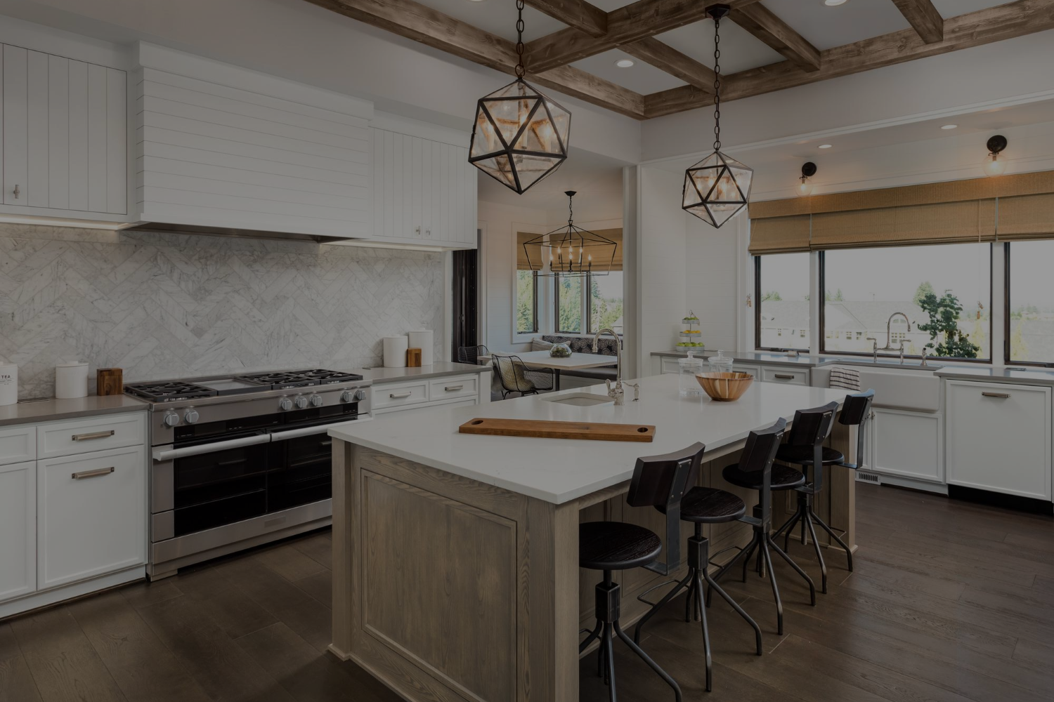 Install the Right Island for your Kitchen Banner