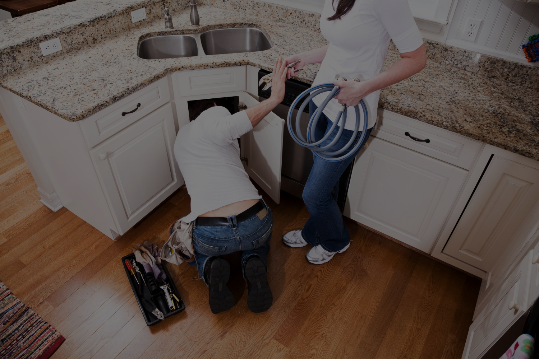 Low maintenance kitchen