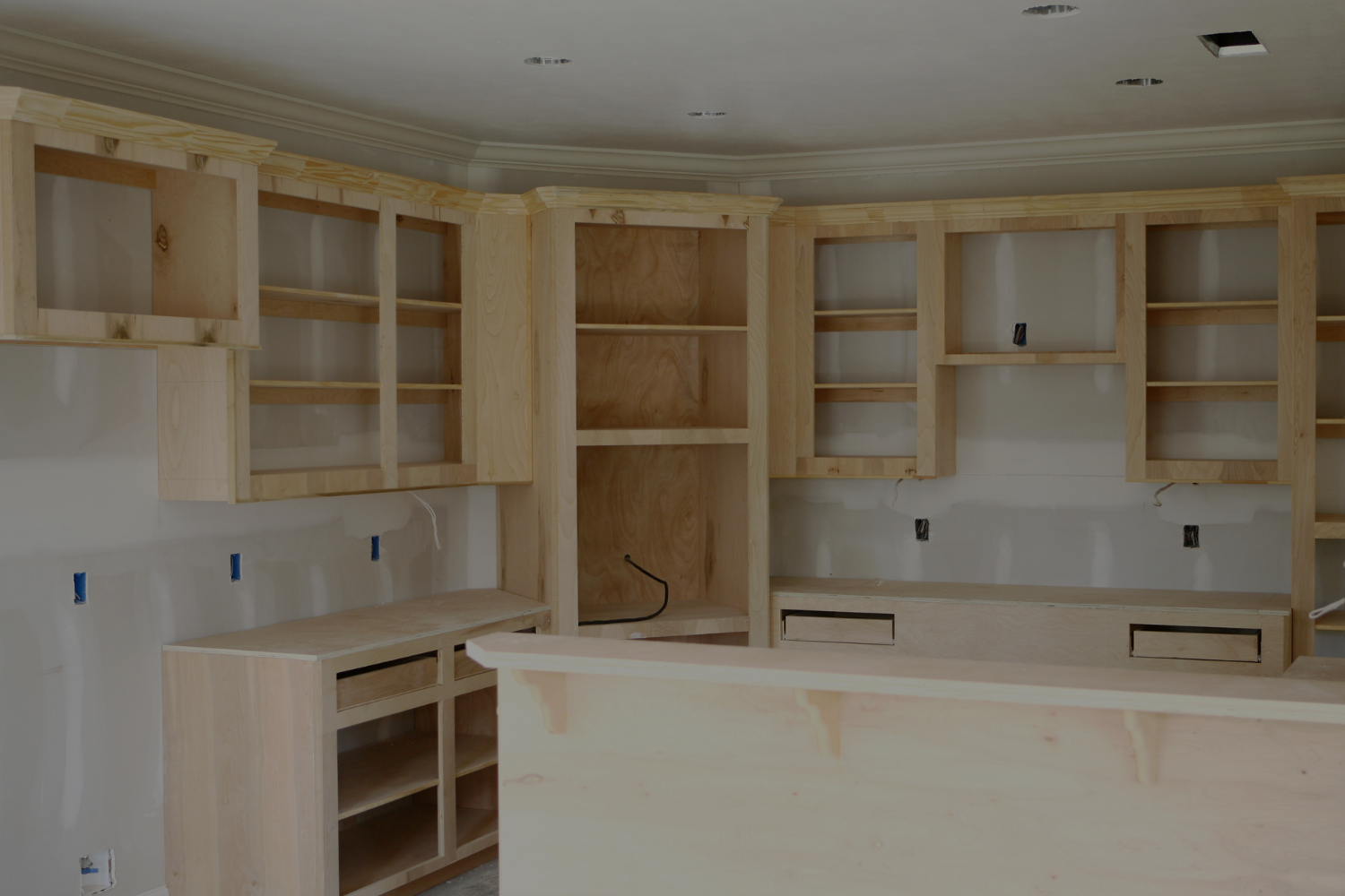 What Material Should I Choose for My Cabinet Doors